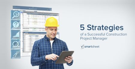 5 Strategies of a Successful Construction Project Manager with Smartsheet CMGbaltic websites for construction companies