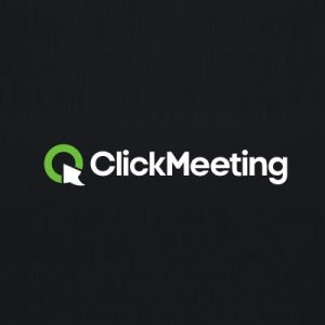 Webinar solution for business ClickMeeting